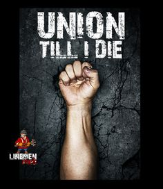 Union till I die- lineman shirts Journeyman Lineman, Power Lineman, Lineman Shirts, Minimalism, Pride, Electric, Boards, Rock, Planks