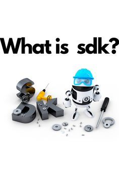 A software development toolkit (SDK) is a set of software tools and programs provided by hardware and software vendors that developers can use to build applications for specific platforms. These providers make their SDKs available to help developers easily integrate their apps with their services. What Is Software, Learn Computer Coding, Software Development Kit, Platforms, Programming, Apps, Hardware, Tools, Learning