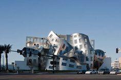 Frank Gehry. Lou Ruvo Clinic   Las Vegas.