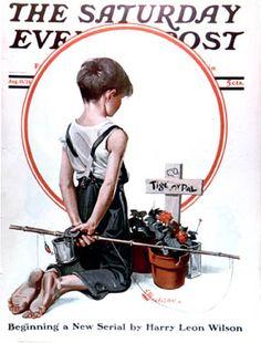Sat Eve Post  -  Dec 15 1923  EM Jackson