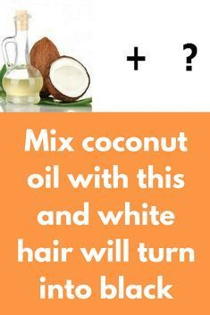 Mix coconut oil with this and white hair will turn into black You will not believe but it is really possible to reverse grey hair and coconut oil can help you here. For this you will just need Coconut oil and Lemon juice Take about six to eight teaspoons (depending on hair length) of coconut oil. Mix three teaspoons of fresh lemon juice in the oil and …