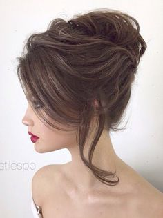 Elstile wedding hairstyles for long hair 46 - Deer Pearl Flowers \/