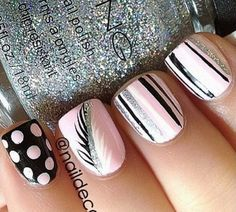 Do It Yourself Cool Easy Nail Designs