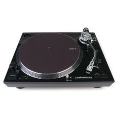 Audio-Technica: AT-LP120BK-USB Turntable - Black