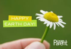 Happy Earth Day! Click to see our Green Living page with tips for going green and Earth Day activities.