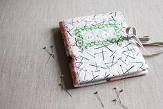 Pins And Needles Book by nana company