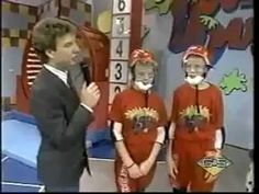 """""""Double Dare"""", which I very much wanted to appear on -- featuring host Marc Summers, one of my many celebrity crushes of the 1980's!"""