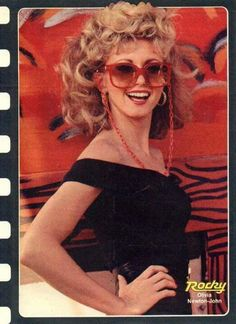 Grease Olivia Newton-John #sandy #olivianewtonjohn