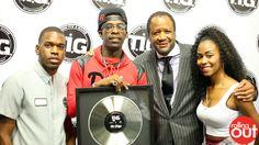 Rich Homie Quan's surprise party celebrating Jeezy, Wiz Khalifa tour