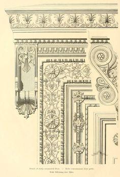 img/dessins meubles mobilier/riche couronnement d'une porte.jpg