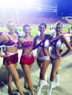 Baton costumes that are just adorable!
