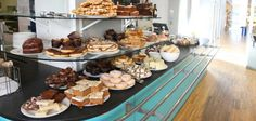 Because you can never have too much cake. Lots of choice at the Aberystwyth Arts Centre Café.
