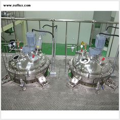 Chemical Material Plant - ILSHIN AUTOCLAVE CO.,LTD
