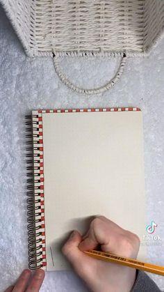 Bullet Journal Paper, Bullet Journal Lettering Ideas, Bullet Journal Notebook, Bullet Journal School, Bullet Journal Ideas Pages, Bullet Journal Inspiration, Hand Lettering Art, Lettering Tutorial, Scrapbook Journal