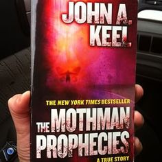 The Mothman Prophecies, by John A. Keel | 12 Books About Extraterrestrials That Will Blow Your Mind
