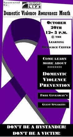GRAPHICS OF DOMESTIC VIOLENCE | Graphic: Domestic Violence Awareness Month