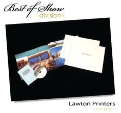 Best of Show and National Award Winning Sales Kit  #annual report