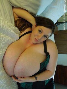 Bbw milky tits
