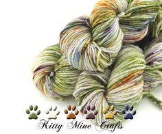 Sir Wooliam the Sheepish Dk Yarn - Phat Fiber - 240yd/ 219m - Hand Dyed SW 19.5m Merino - Knitting, Crochet - Superwash Wool Yarn - Dragons