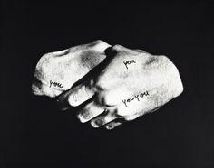 Ketty La Rocca - Le mie parole e tu? (My words and you?), 1974