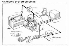 Basic Automotive Charging System Wiring Diagram on 1018 cub cadet charging system, basic auto charging system, car electrical charging system, 2005 dodge stratus charging system, stator charging system, kohler charging system, components of a battery charging system, lawn tractor charging system, alternator charging system, ford truck charging system, hybrid cars charging system, 12 volt charging system,