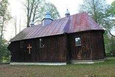 Polana, Bieszczady, Poland   Flickr - Photo Sharing! Cerkiew greckokatolicka pw. św. Mikołaja w Polanie (obecnie kościół rzymskokatolicki pw. Przemienienia Pańskiego)