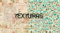 Texturas Padrão Vintage - Bait69Network