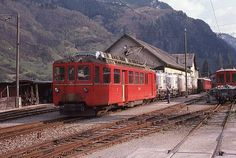 File:RhB 491 in Mesocco. Cover Photos, Over The Years, Swiss Railways, Told You So, San, Trains, Image, Paths, Switzerland