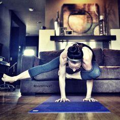 #yoga- @ pocketdwarf via instagram