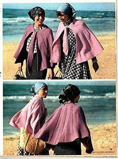 """Tricot à la mode """"cent idées"""" - La marinière… - Le pull raglan… - De l'écharpe aux… - Le pull aux épis du… - Pèlerine quand tu… - Le pull aux épis du… - Le pull """"épis""""de… - Le manteau de… - Petit gilet dentelle - Veste du numéro 1 - Pull brassière du… - Le pull rouge à… - Le blog des Centidéalistes"""