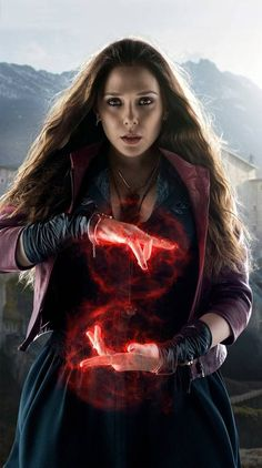 Avengers Age of Ultron Scarlet Witch art Marvel Avengers, Marvel Comics, Wanda Marvel, Avengers Girl, Marvel Films, Marvel Women, Marvel Characters, Marvel Heroes, Age Of Ultron