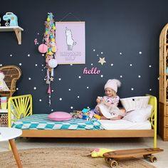 Unicorns Only Digital Print - Kids interior design, decor and DIY