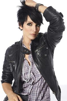 Nena Kerner  Who looks this cool at 52?  I wish I looked that good.