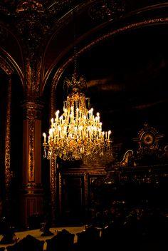 Gothic and beautiful Victorian Gothic Decor, Gothic Interior, Gothic House, Interior And Exterior, Victorian Castle, Louvre Palace, Die Renaissance, Paris Lights, Or Noir