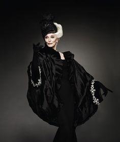 Carmen Dell'Orefice - Legend at Carmen Dell'orefice, Races Fashion, Vogue Fashion, Fashion Models, Francesco Scavullo, 50 Y Fabuloso, Cruella Deville, Older Models, Richard Avedon