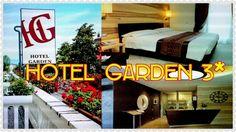 Italy|Hotel  Garden 3*|Обзор на отель|Италия 2016г