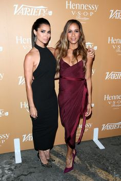 Dania Ramirez and Roselyn Sanchez stunned at the first annual Variety Latino's 10 Latinos to Watch ceremony, hosted at the Avalon Hollywood in Los Angeles.