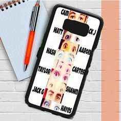Magcon Boys Eye Family Samsung Galaxy S8 Plus Case Dewantary