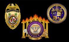 create unique church seal logo, badge, coat of arm