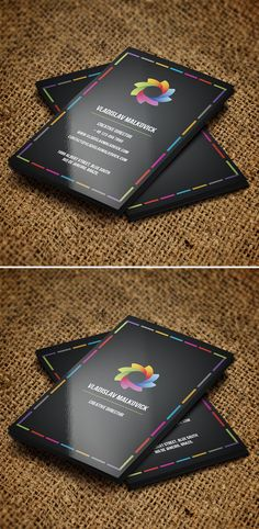 Creative Business Card 3 by Jorge Lima (via Creattica)