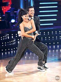 Mark Ballas & Kristi-Yamaguchi  -   Dancing With the  Stars  -  season 6 champs  -  spring 2008