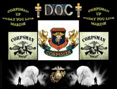 So proud of my son who is a Navy Corpsman and FMTB trained by the Marines.
