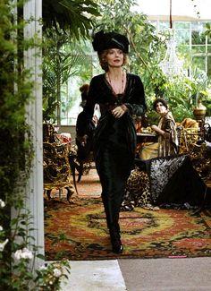 Michelle Pfeiffer como Lea de Lonval en Chéri (2009).