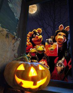 Halloween Muppets