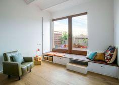 bildergebnis f r fensterbank zum sitzen modern. Black Bedroom Furniture Sets. Home Design Ideas