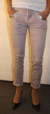 mosmosh naomi glam oil pants 7/8