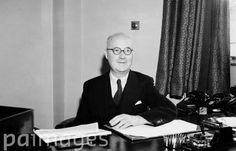 The Editor-in-Chief of PA, Mr Henry Martin.