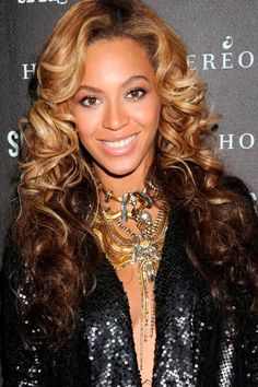 Gorgeous Curly Hairstyles For Those Special Days #Beyonce
