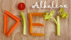 KTB - Uma dieta alcalina - o que quer isto dizer?