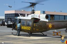 OCSD Duke 6 UH-1H Huey